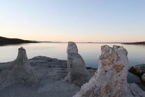 Solnedgang i Trollholmsund