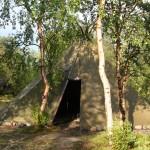 Lavvu Stabbursnes Naturhus og Museum
