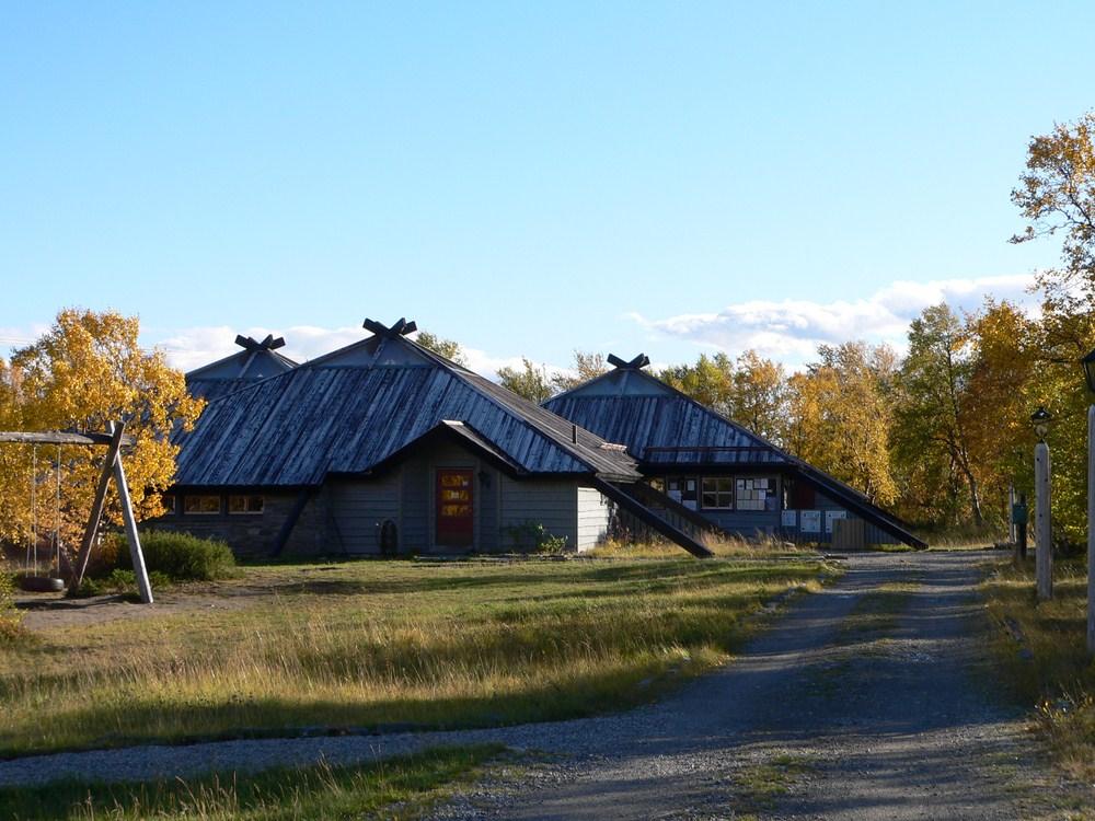 Hovedbygning Stabbursnes Naturhus og Museum